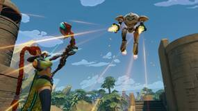 Image for Paladins is now available as a free-to-play console game