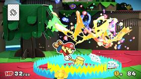 Image for Paper Mario: Color Splash looks gorgeous in this new trailer