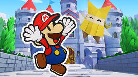 Image for Paper Mario: The Origami King review - a perfectly cheerful game for miserable times