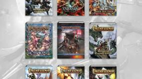 Image for A huge stack of Pathfinder RPG manuals are available from $1 in the Humble Book Bundle