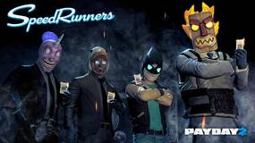 Image for PayDay 2 and Speedrunners mask and character packs out now