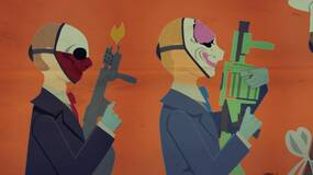 Image for Fire-based weapons come to PayDay 2 with the Butcher's BBQ Pack