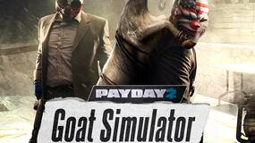 Image for Goat Simulator heist for Payday 2 out this week