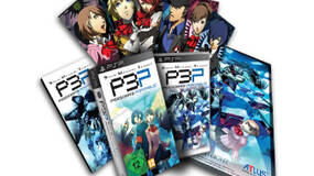 Image for Persona 3 PSP Collector's Edition detailed for Europe