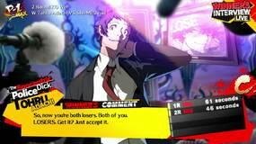 Image for Egocentric police dick free with Persona 4 Arena Ultimax