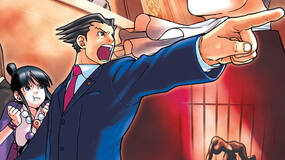 Image for Who could object to this Phoenix Wright: Ace Attorney Trilogy launch trailer