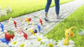 Image for Pokemon Go maker is working with Nintendo on a Pikmin AR game