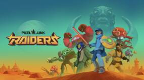 Image for Q-Games' PixelJunk Raiders launches exclusively for Stadia next week
