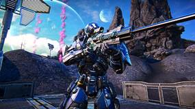 Image for Planetside Arena brings 300-player battles to Steam Early Access in September