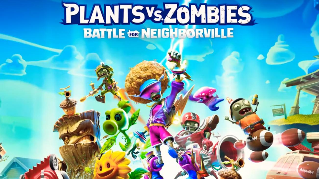 Image for Plants vs. Zombies: Battle for Neighborville trailer leaks