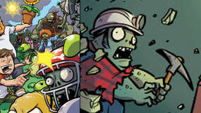 Image for Plants Vs Zombies: Lawnageddon comic launched by Dark Horse, issue#1 out now