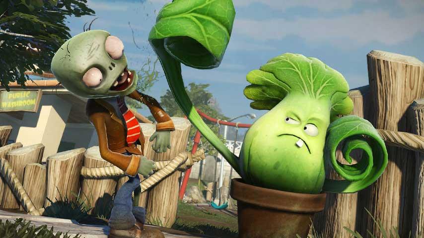 Image for Popcap announces Plants vs. Zombies: Battle for Neighborville