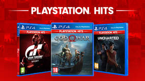 Image for God of War, Uncharted: The Lost Legacy and Gran Turismo Sport are joining the budget PlayStation Hits range