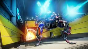 Image for Hands-on with VR's big spaceships and sports mech games
