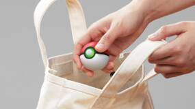Image for The Pokemon Poke Ball Plus is a silly gimmick, but it's a fun one