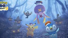 Image for Pokemon Go Halloween 2021 event tasks you with sizing up your pumpkins