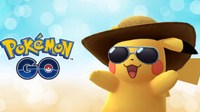"""Image for Pikachu gets """"summer style"""" variant to celebrate Pokemon Go's birthday"""