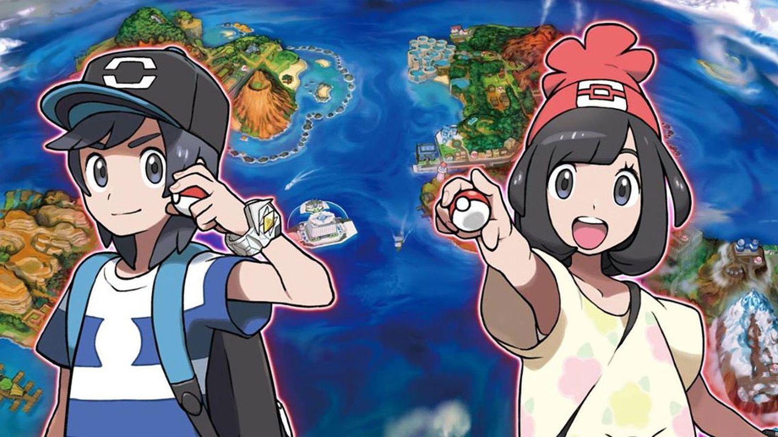 Image for Pokemon Sun & Moon guide: walkthrough, best starter, QR codes, TM locations, tips