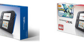 Image for Pokémon X & Y 2DS bundles announced for North America