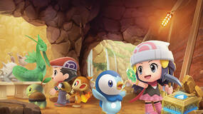 Image for Pokemon Brilliant Diamond and Shining Pearl features detailed