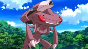Image for Don't forget to pick up your free Genesect for Pokemon ORAS at GameStop and GAME this month