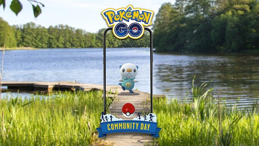 Image for Pokemon Go Oshawott Community Day: start & end time, rewards, and getting a shiny Oshawott