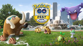 Image for Pokemon Go Fest Pokemon have started appearing in the wild