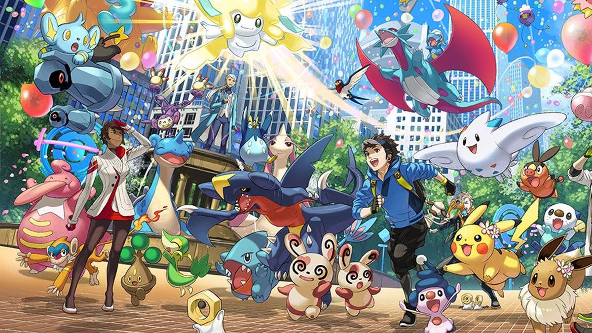 Image for Pokemon Go Jump-Start Research tasks & rewards