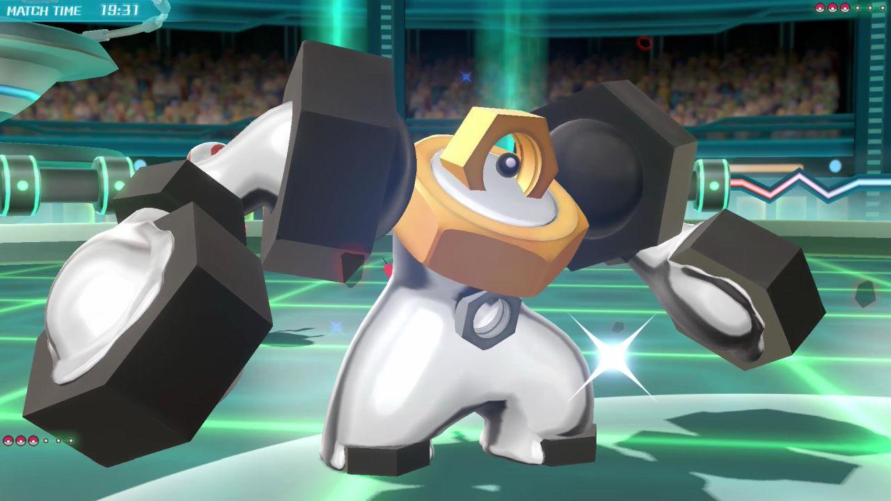 Image for Pokemon: Let's Go Pikachu and Eevee Meltan evolution to Melmetal in Pokemon Go explained