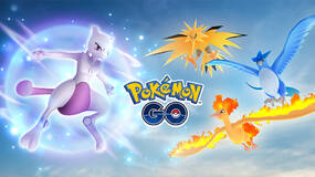 Image for Pokemon Go: Mewtwo joins regular raid battles alongside Articuno, Zapdos and Moltres