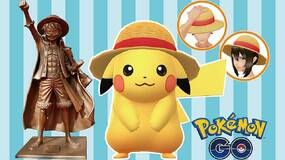 Image for Pokemon Go collaboration with One Piece will earn you a special Straw Hat Pikachu