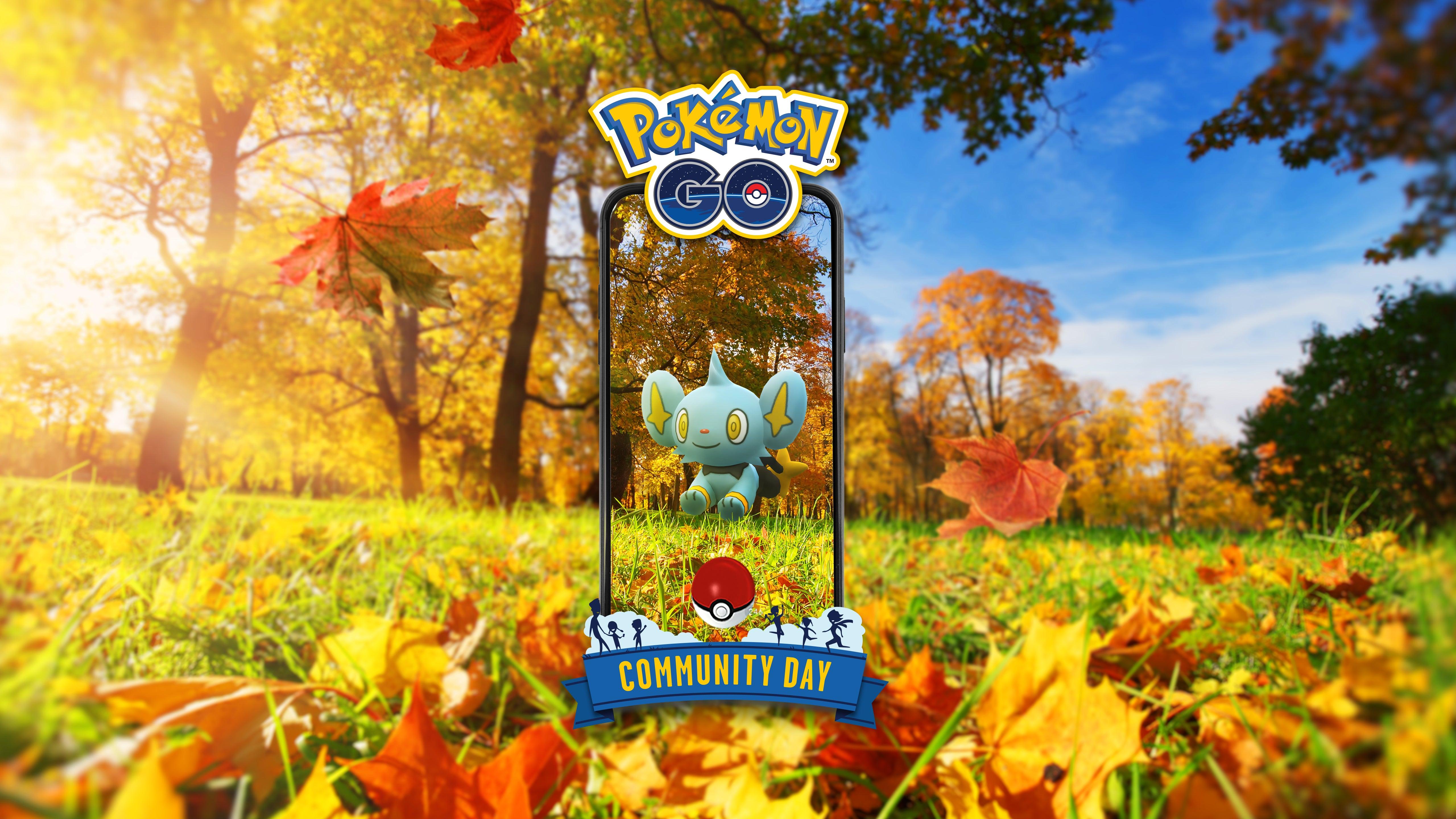 Pokemon Go Festival of Lights and Shinx Community Day coming in November - VG247