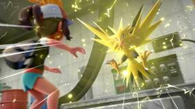 Image for Pokemon: Let's Go Pikachu and Eevee - Legendary Pokemon battles and connectivity to Pokemon Go detailed