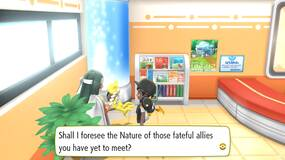 Image for Pokemon Let's Go Fortune Teller guide: how to use the nature lady to influence Pokemon natures