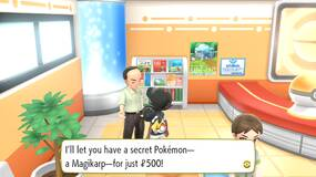 Image for Pokemon Let's Go: where to find gift Pokemon NPCs for free additions to your Pokedex