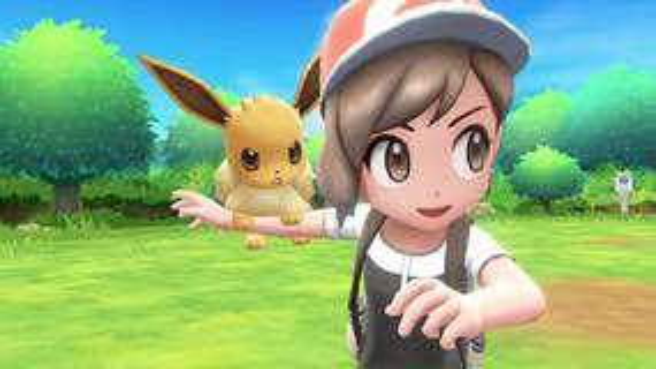 Image for Pokemon Let's Go trailer shows off partner powers