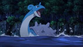 Image for Pokemon Let's Go Rare Spawns: where to find super rare Pokemon including Lapras, Chansey and Porygon in the wild