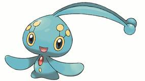 Image for Don't forget to download Mythical Pokemon Manaphy this month