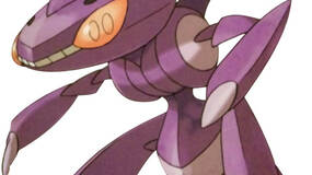 Image for Catch Mythical Pokemon Genesect at GAME stores this November