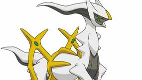 Image for Mythical Pokemon Arceus is this month's Pokemon Omega Ruby, Alpha Sapphire hand-out
