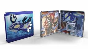 Image for These lovely Pokemon Omega Ruby & Alpha Sapphire steelbooks are for the UK