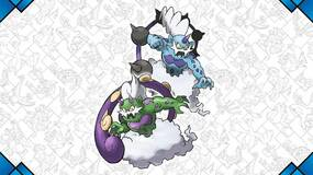 Image for Legendary Pokemon Thundurus and Tornadus available for Pokemon Sun and Moon starting July 6