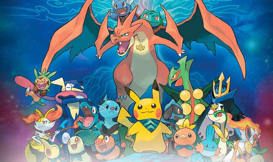 Image for Pokemon Super Mystery Dungeon, Mario Tennis, Typoman land on Nintendo eShop