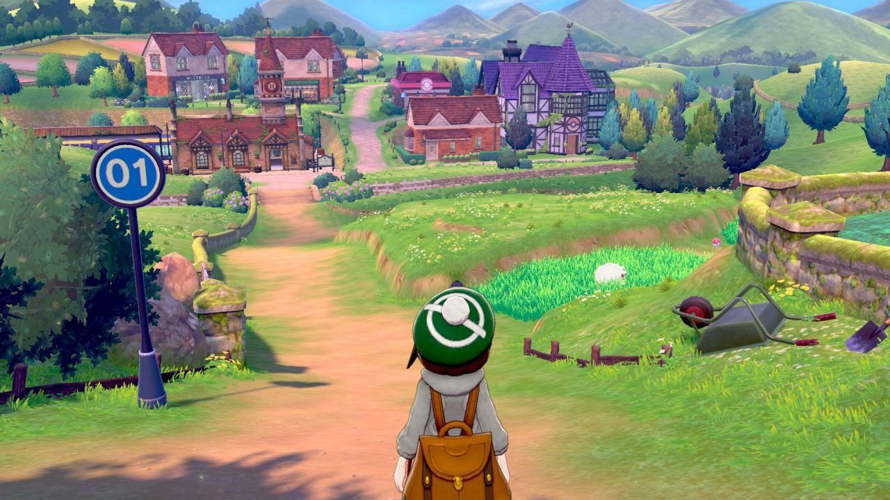 Image for The Pokemon models in Pokemon Sword & Shield are all brand-new