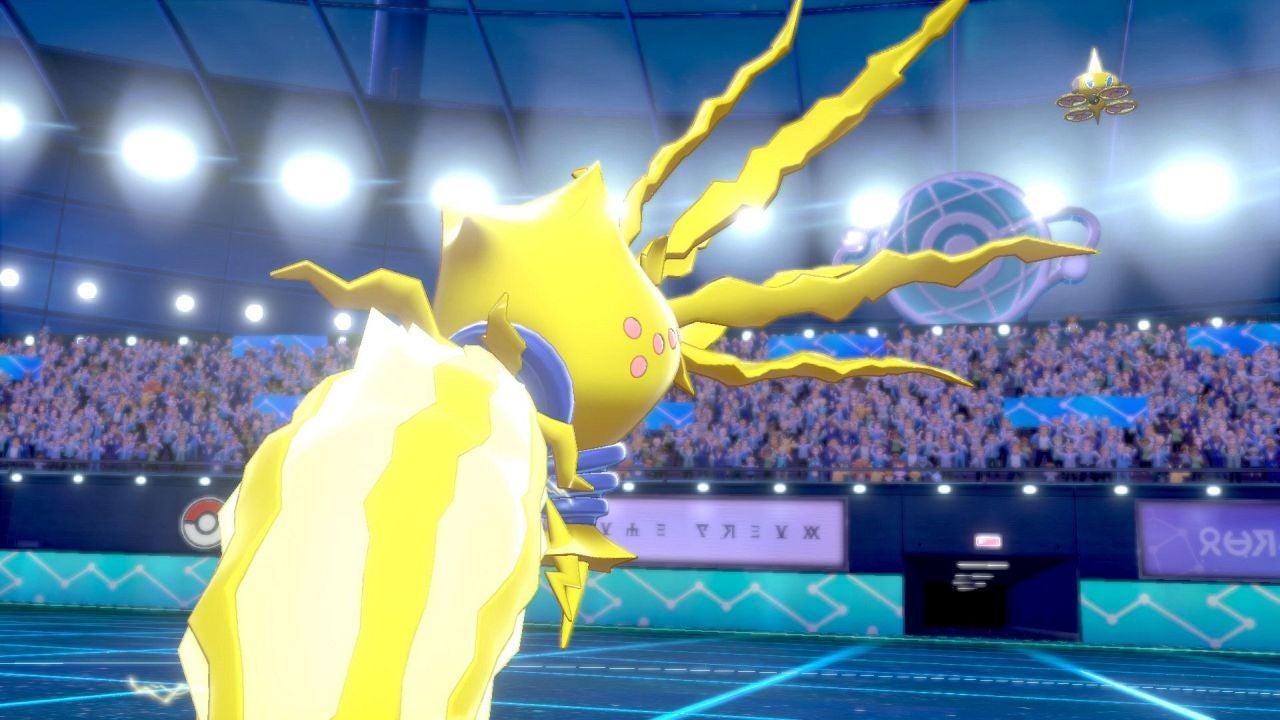 Image for Japanese man arrested for Pokemon Sword and Shield hacks