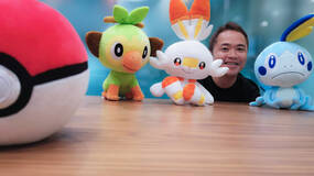 """Image for Pokemon Sword & Shield interview: """"we have no regrets"""" around the national dex"""