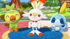 Image for Pokemon Sword & Shield Starters: which starter Pokemon should you choose, and starter evolutions revealed