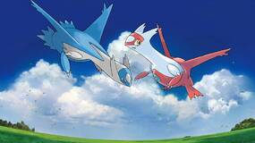 Image for Legendary Pokemon Latias and Latios available for Pokemon Sun and Moon starting September 1
