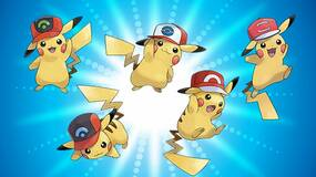 Image for Get Pikachu wearing five of Ash's Hats in Pokemon Ultra Sun and Ultra Moon