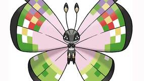 Image for Pokemon Masters, get your Fancy Pattern Vivillon now